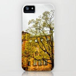 Heidelberg Spring iPhone Case