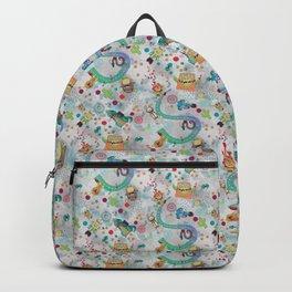 Alien Backpackers Backpack