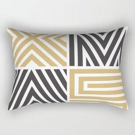 Xmas Typo #society6 #decor #buyart Rectangular Pillow