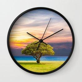 Just a beautiful view Wall Clock
