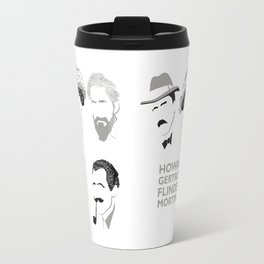 Legendary Archaeologist Travel Mug
