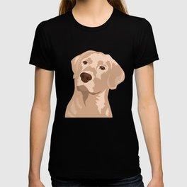 Goldie the Golden Lab T-shirt