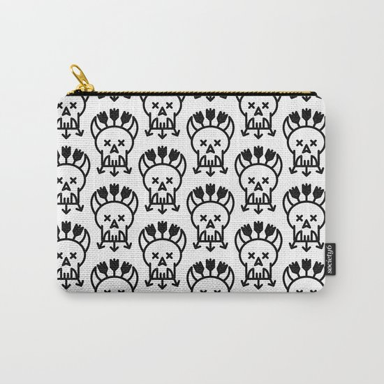 DEAD TROLL Carry-All Pouch