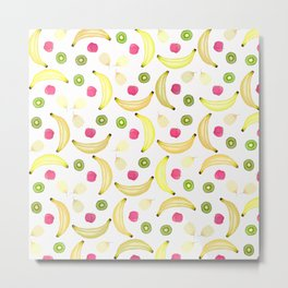 FRUITY DELICIOUS Metal Print