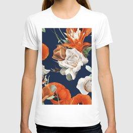 Citrus Floral Salad T-shirt