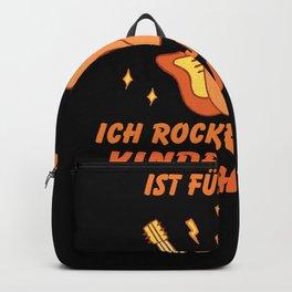 Schooling 1st Class School Enrollment Backpack