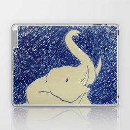 Elephant Doodle # 2 Laptop & iPad Skin