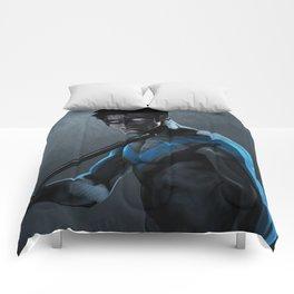 Nightwing Comforters