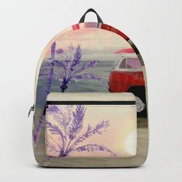 Beach Van Backpack