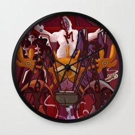 cruel angels thesis Wall Clock