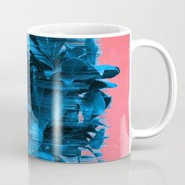 Velocious Blue Little Tree Coffee Mug