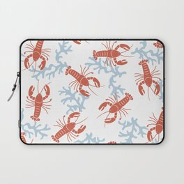Lobster Toss Laptop Sleeve