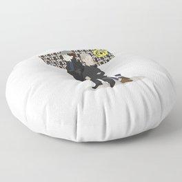 Baker Street Boys Floor Pillow