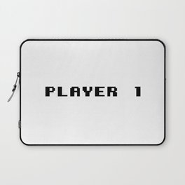 Player 1 Laptop Sleeve