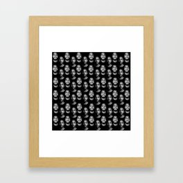 Kendrick x Cole Framed Art Print