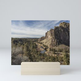 Smith Rock and Beyond Mini Art Print