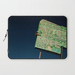 Barstow Village Hotel Laptop Sleeve