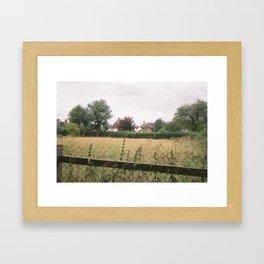 P_02 Framed Art Print