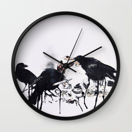 Loot Wall Clock