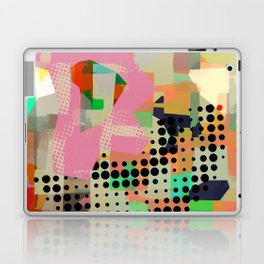 Abstract Painting No. 10 Laptop & iPad Skin