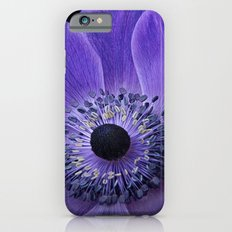Purple Anemone iPhone 6s Slim Case