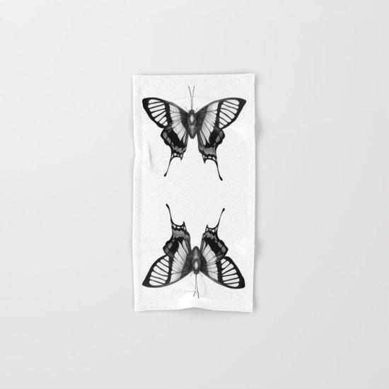 Butterfly Wings Hand & Bath Towel