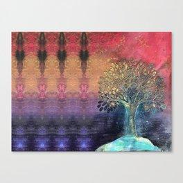 Life of Tree Canvas Print