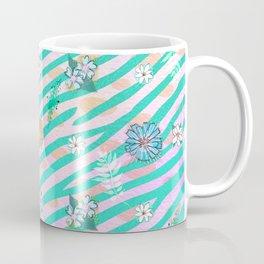 Millennial Floral Coffee Mug