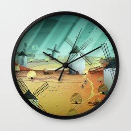 Glorious Days Wall Clock