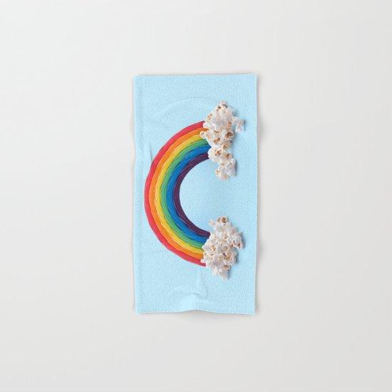 CANDY RAINBOW Hand & Bath Towel