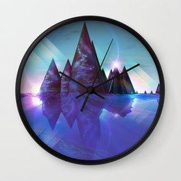 ERROR REFLECTION EGFX23 Wall Clock