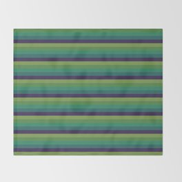 Exotic Tahiti Throw Blanket