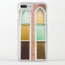 The Ryman - Mother Church of the Grand Ole Opry Clear iPhone Case