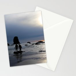 Oregon Sunset Stationery Cards