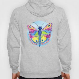 Butterfly II on a Summer Day Hoody