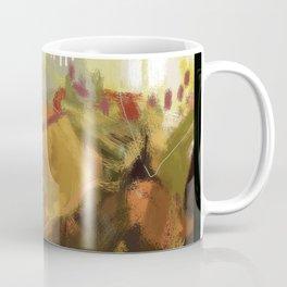 Abstract landscape 7 Coffee Mug