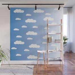 Sky Wall Mural