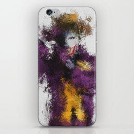 The Clown Prince of Crime iPhone Skin