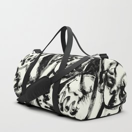Lonesome Saint Duffle Bag
