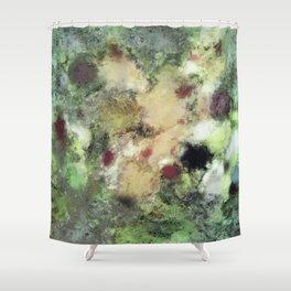 Sediment Shower Curtain