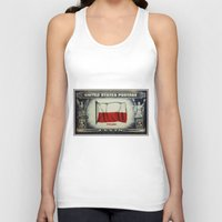 poland Tank Tops featuring Flag of Poland by lanjee