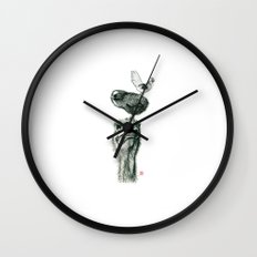 3some Wall Clock