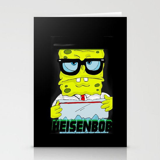 Breaking bob Stationery Cards