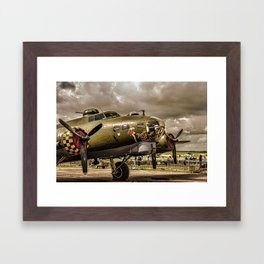 Memphis Belle Framed Art Print