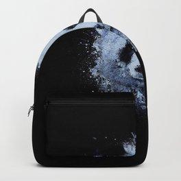Painted Panda Backpack