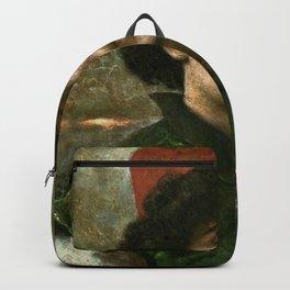 Aleksander Gierymski - Portrait of a young Italian Backpack