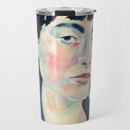Profile in Acrylic Travel Mug
