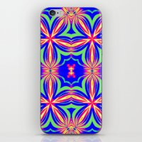 psychedelic art iPhone & iPod Skins featuring Psychedelic  by 2sweet4words Designs