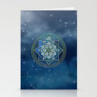 celtic Stationery Cards featuring Celtic Dream by MSheehan