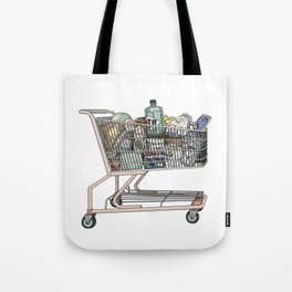 The Shopping Tote Bag